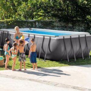 Intex Ultra Frame Pool Set Quadra 28352