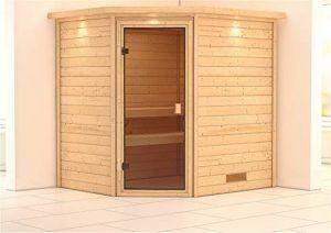 Der Komfort vom Sauna Testsieger im Test und Vergleich