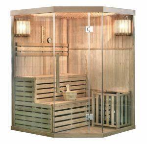 Folgende Eigenschaften sind in einem Sauna Test wichtig