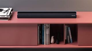 Die HT-SB106 2.0 Soundbar von Sharp hat die beste Soundqualität im Test und Vergleich