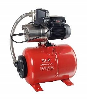 Das 100025 Plus TLS Hauswasserwerk von T.i.P hat eine hochwertige Verarbeitung im Test