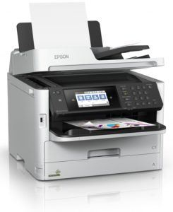 Tintenstrahldrucker Test