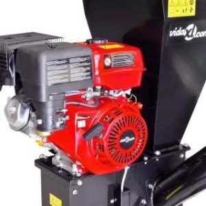 VidaXL Benzin Haecksler 141806 Motor