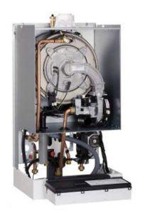 Viessmann Gas Brennwertkessel Vitodens 300 W 19 KW Innen