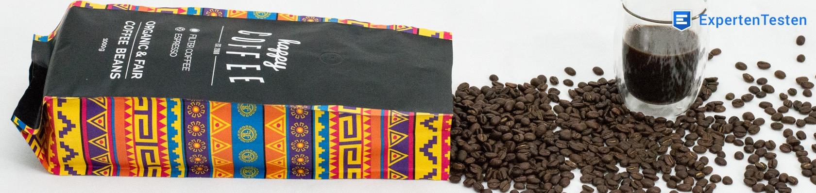 Kaffeebohnen im Test auf ExpertenTesten.de