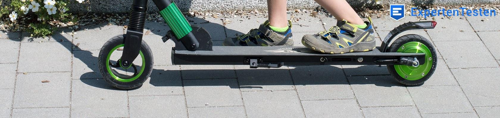 Elektro Scooter im Test auf ExpertenTesten.de