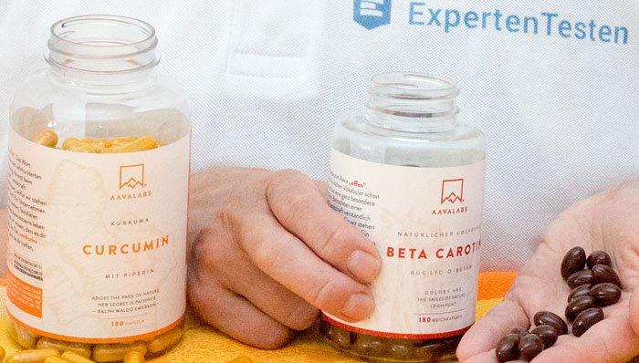 Biotin Tabletten im Test auf ExpertenTesten.de