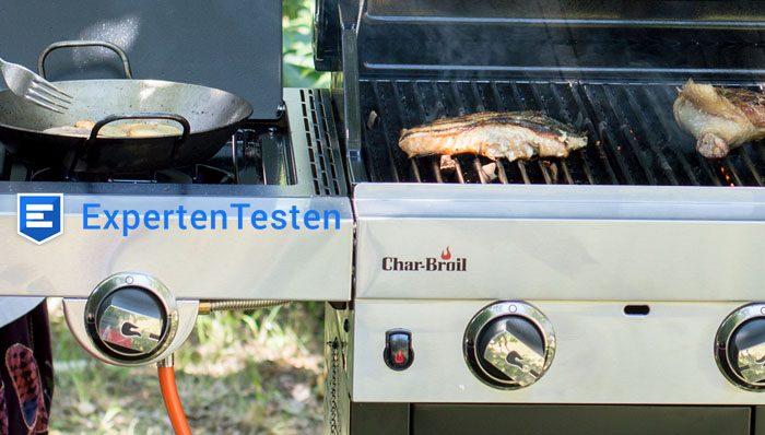 Edelstahl Gasgrills im Test auf ExpertenTesten.de