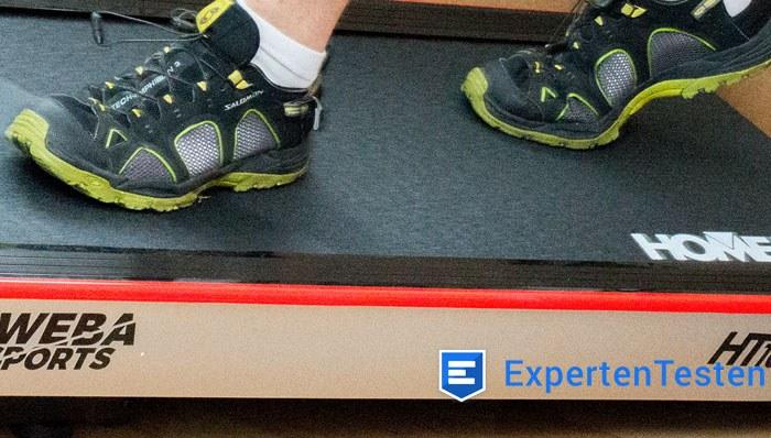 Elektrische Laufbänder im Test auf ExpertenTesten