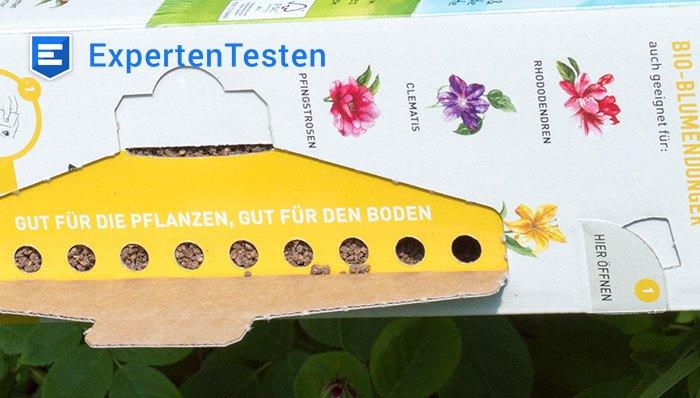 Rhododendrondünger im Test auf ExpertenTesten.de