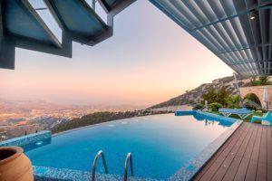 Swimming Pool Terasse