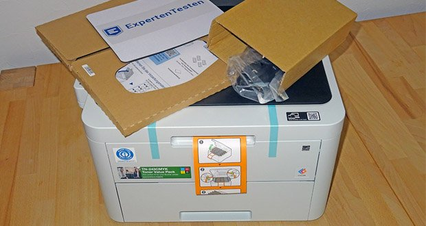 Brother HL-L3270CDW High-Speed Farblaserdrucker im Test