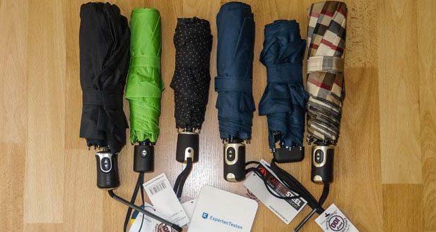 Doppler Regenschirme Taschenschirme im Test