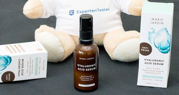Anti Aging Hyaluronic Acid Serum - hochqualitative vegane Naturkosmetik von Marie Jardin Cosmetics
