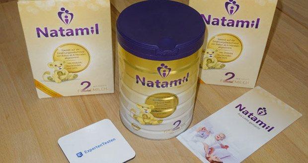 Natamil 2 Folgemilch enthält DHA in besonders reiner, nachhaltiger Form: aus Microalgenöl