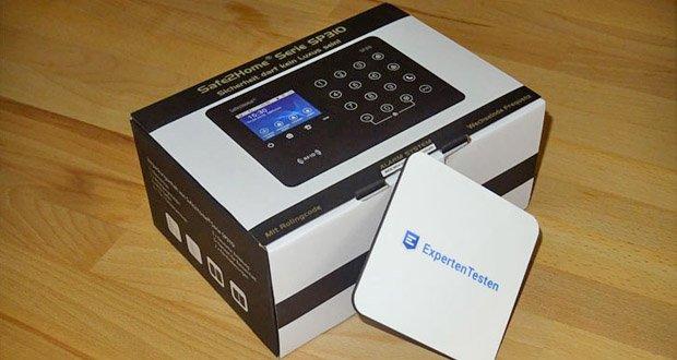 Die Safe2Home Serie SP310 ist neueste und sicherste Entwicklung im Bereich der Funk Alarmanlagen