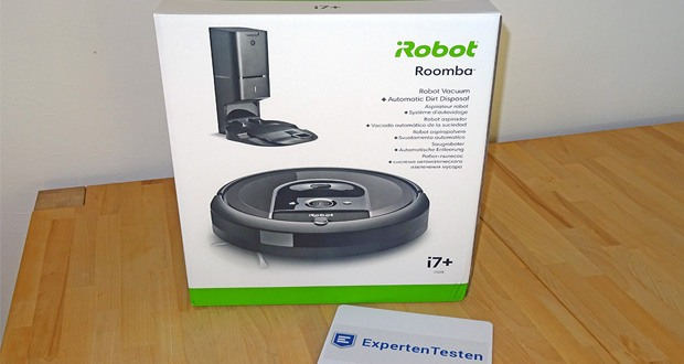 Dank intelligenter Kartierungs- und vSLAM -Technologie navigiert der Roomba i7556 Saugroboter mühelos durch Ihr Zuhause und verfolgt nach, wo er bereits gereinigt hat und wo er noch reinigen muss
