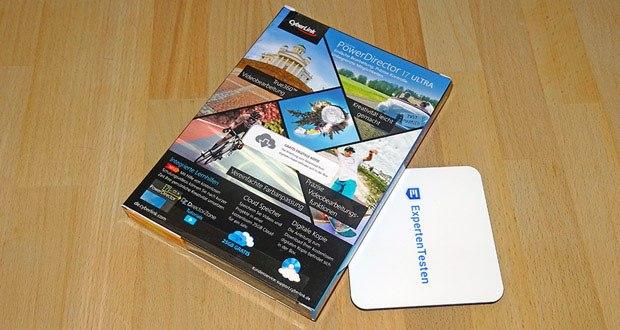 CyberLink PowerDirector 17 Ultra - Express-Videoerstellung - Nutzen Sie eine große Auswahl an fertigen Express Project-Vorlagen mit Effekten, Übergängen und Musik
