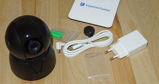 Q8 IP-Überwachungskamera von HiKam im Test