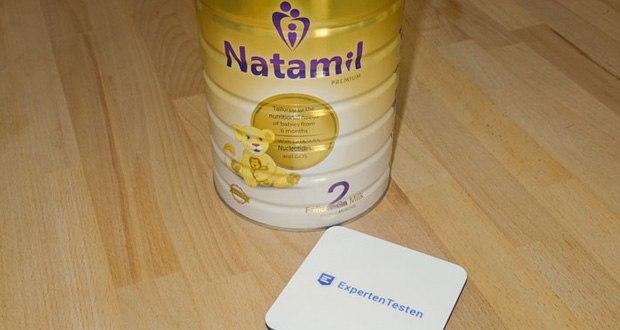 Natamil 2 Folgemilch ist speziell auf die Ernährungsbedürfnisse von Babys ab 6 Monaten abgestimmt