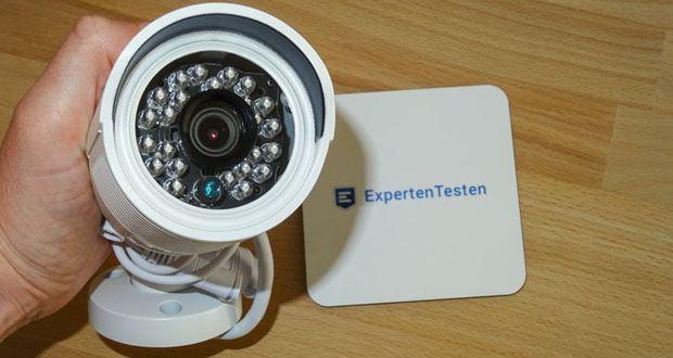 A7 IP-Überwachungskamera von HiKam im Test - Kostenlose Cloud-Speicherung in Deutschland