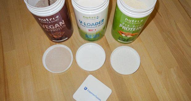 POST WORKOUT Shake V LOADER von Nutri-Plus - für eine normale Muskelfunktion und Eiweißsynthese
