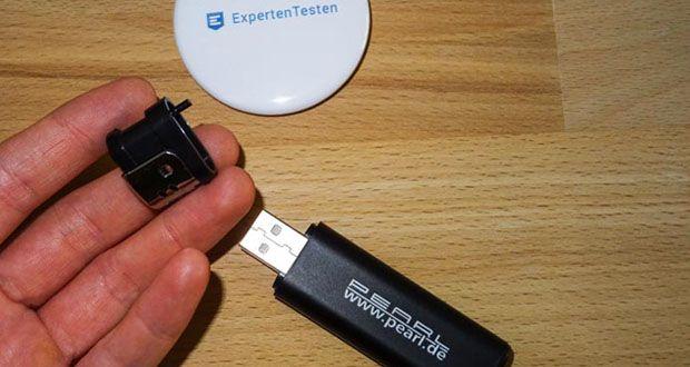 OctaCam Feuerzeug Kamera: Akku-Videokamera MC-720 in Feuerzeug-Optik