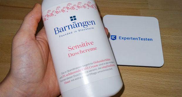 Barnängen Sensitive Duschgel im Test - milde Formel für empfindliche Haut