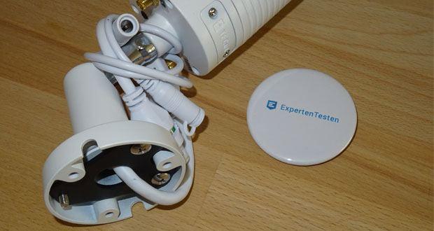 A7 IP-Überwachungskamera von HiKam mit Auflösung: 1280x960p