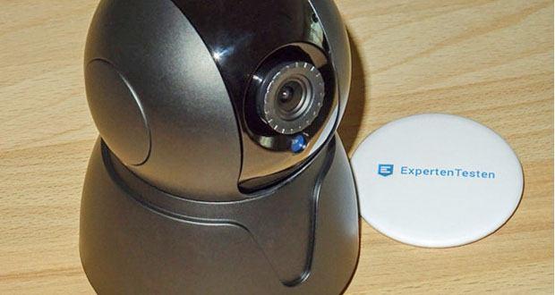 Q8 IP-Überwachungskamera von HiKam mit Auflösung: 1280x720p