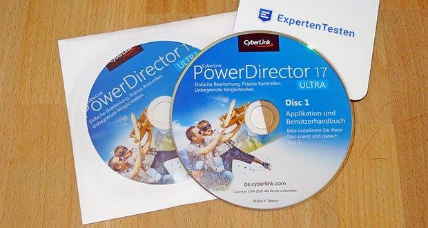 CyberLink PowerDirector 17 Ultra im Test - Filme innerhalb von Minuten mit Express Projekten