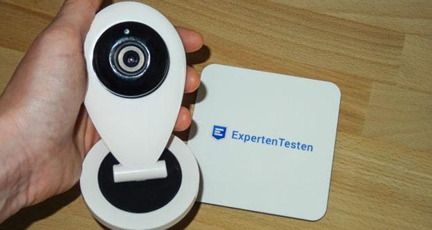 HiKam Q8 Überwachungskamera im Test