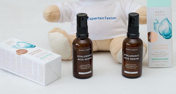 Anti Aging Hyaluronic Acid Serum von MARIE JARDIN schutz vor UV Strahlen und freien Radikalen