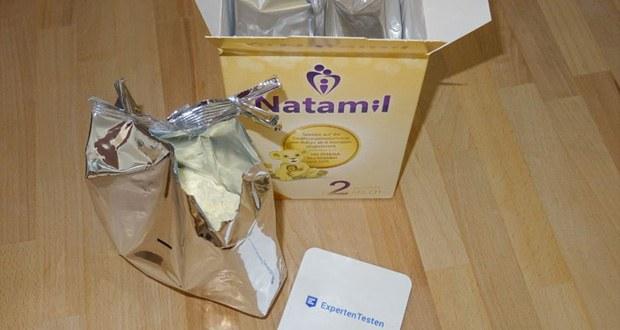 Natamil 2 Folgemilch erhält die wertvollen Nährstoffe aus der Milch, die Natamil mit den wichtigen Elementen aus der Muttermilchforschung kombinieren