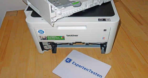 Brother HL-L3270CDW High-Speed Farblaserdrucker im Test - Herstellergarantie: 3 Jahre