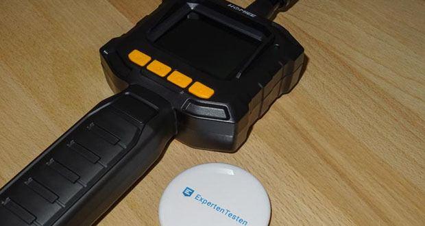 HOMIEE Hand LCD Endoskop Kamera im Test - leichtes Design erleichtert das Auffinden, Diagnostizieren und Lösen von Problemen