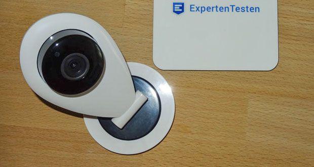 A7 Überwachungskamera von HiKam im Test - Kostenlose Cloud-Speicherung in Deutschland