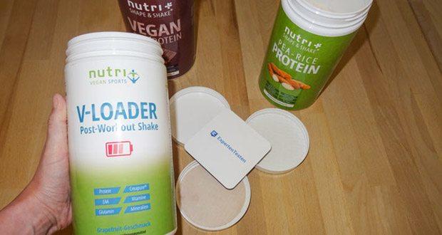 POST WORKOUT Shake V LOADER von Nutri-Plus - für eine schnelle Glykogenresynthese