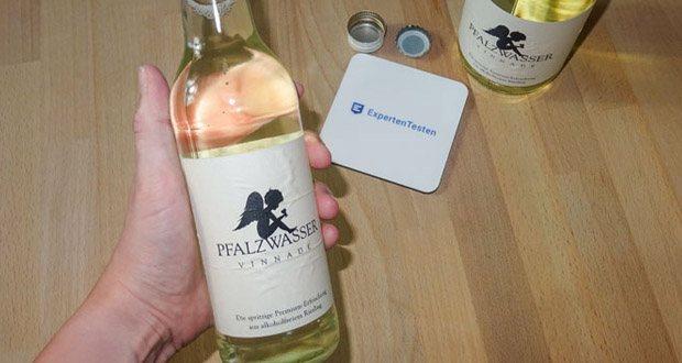 Pfalzwasser Vinnade Alkoholfrei - Natürlich. Regional. Nachhaltig. Ohne künstliche Geschmacksverstärker