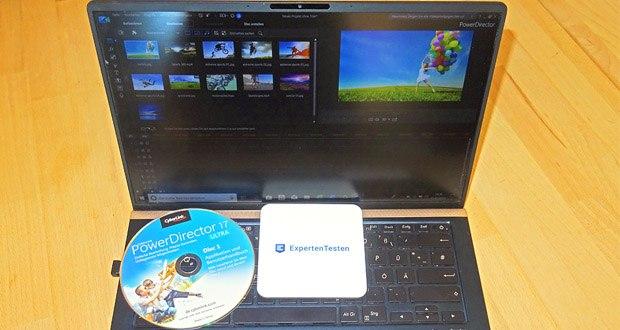 CyberLink PowerDirector 17 Ultra im Test - Dynamische Videocollagen & MultiCam Bearbeitung