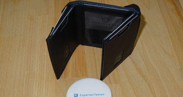 VON HEESEN Mini Geldbeutel im Test - mit RFID-Schutz für innenliegende Karten
