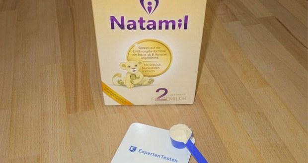 Natamil 2 Folgemilch, ab 6 Monate, 1er Pack (800 g) im Test