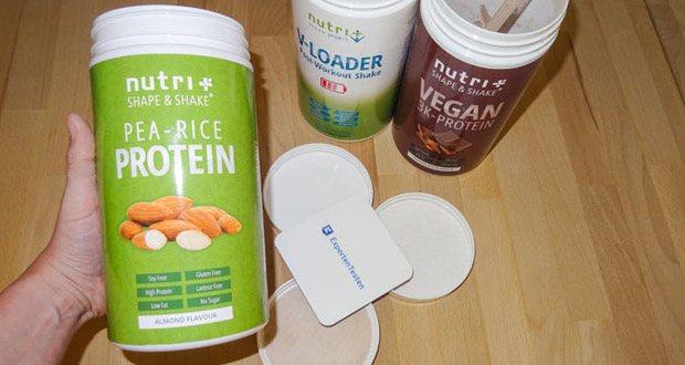 Nutri-Plus POST WORKOUT Shake V LOADER - von Ernährungswissenschaftlern entwickelt
