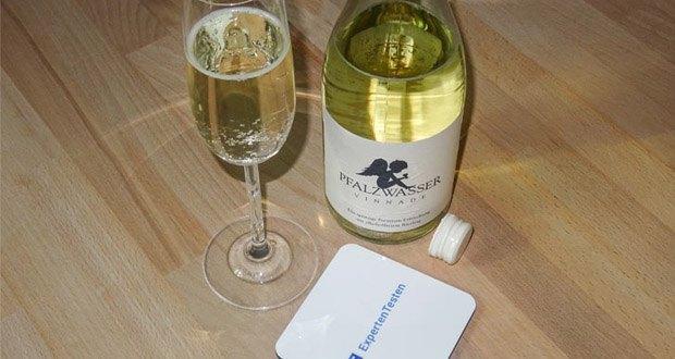 Pfalzwasser Vinnade Alkoholfrei im Test - Hochwertiges, alkoholfreies Premium-Erfrischungsgetränk mit Stil - für sündenfreien Genuss