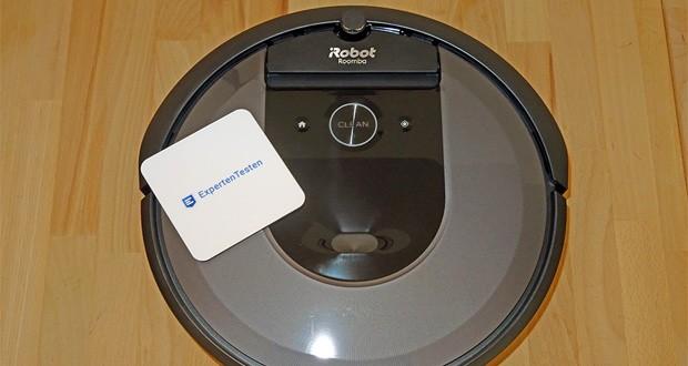 Saugroboter Roomba i7556 von iRobot - das Premium 3-Stufen-Reinigungssystem entfernt sichtbaren und auch unischtbaren Schmutz