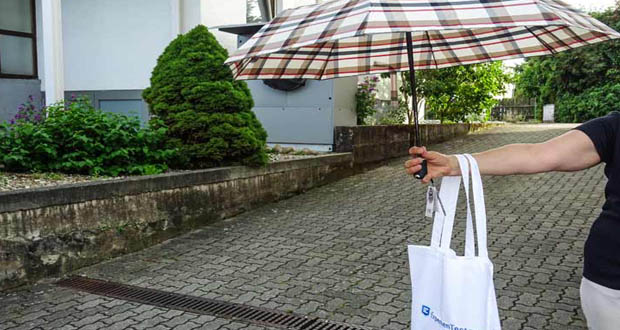 Extra stabile Regenschirme im Test der Marke Doppler