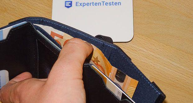 VON HEESEN Mini Geldbeutel im Test