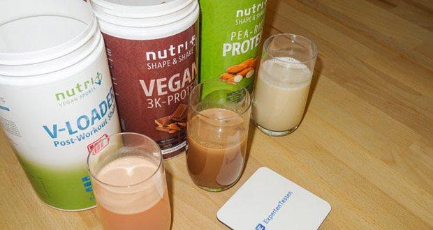 Nutri-Plus POST WORKOUT Shake V LOADER - für die Zunahme und den Erhalt von Muskelmasse