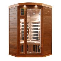 Dewello LAKEFIELD PRO Sauna Test
