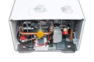 Gas Durchlauferhitzer TTulpe Indoor B14 P50 Eco